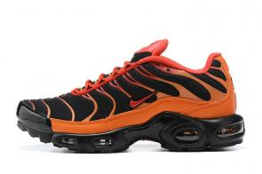 achetez nike air max tn plus orange black